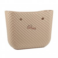 Body Humbag CLASSIC Cappuccino Quilted