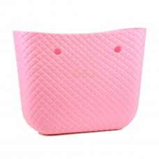 Humbag Body CLASSIC Powder Pink Quilted