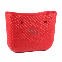 Body Humbag CLASSIC Red Quilted