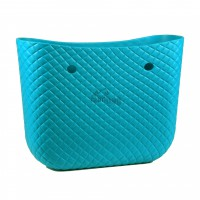 Humbag Body CLASSIC Turquoise Quilted