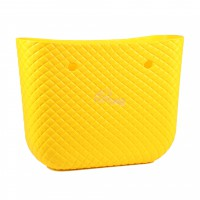 Body Humbag CLASSIC Vivid Yellow Quilted