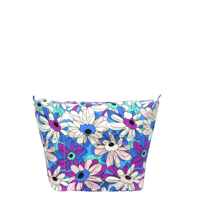 Organizer Blue Flower