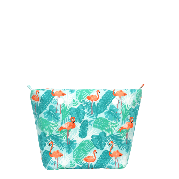 Organizer Flamingo Mint